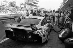 Porsche at Le Mans 1974 to 1981