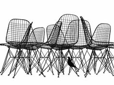 Eames Demetrios: The design genius of Charles + Ray Eames via TED
