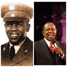 Lou Rawls-Army Paratroopers in Airborne Army Division 1956-58 (Singer/Entertainer)