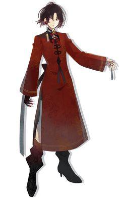 黎雪加 レイセッカ CV:畠中祐 上海の大富豪。 ハーフで、菫色の瞳と漆黒の髪を持つ美少年。 四木沼喬と仕事を通じて知り合い、稀モノとフクロウに強い興味を抱いている。