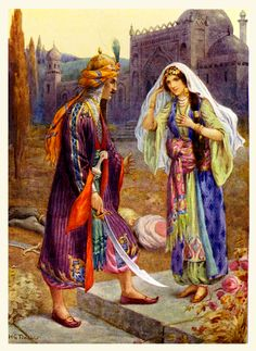 Arabian Nights  Harry G. Theaker