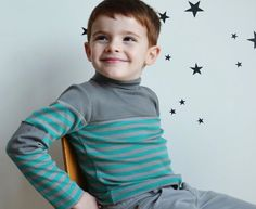 La Queue du Chat Children's Organic, Fair Trade Clothing Boasts Whimsical French Flair