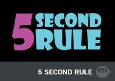 5 Second Rule puts your brain to the test by requiring players to come up with three answers to a question in 5 seconds.