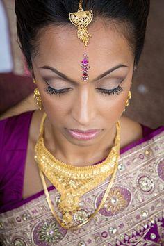 Beautifully Bespoke - a Contrasting Catholic & Hindu Wedding at Redworth Hall. Image by David West Photography. Read more: http://bridesupnorth.com/2015/01/28/beautifully-bespoke-contrasting-catholic-hindu-wedding-redworth-hall-hotel-urmila-john/