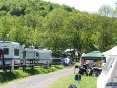 Impressionen vom Campingplatz Zum Hohen Hagen in Dransfeld