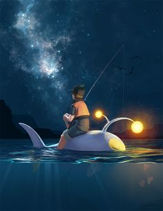 This is amazing!! Never until I was an adult did I wish Pokemon were real...like with every fiber of my being! <3