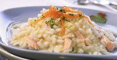 Quem resiste a um bom salmão, ainda mais na forma de risoto? Clique ao lado para…