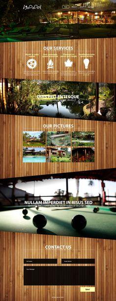 Webdesign Schweiz | Jetzt kostenlose Offerte anfordern http://www.swisswebwork.ch Igarape Redesign