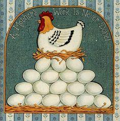 Blog da Gy Farias: Decoupage: imagens de galos e galinhas