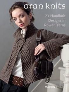 Enjoy a wide range of free knitting and crochet patterns to help you transform your yarn stash into cosy cardigans, charming children's toys and chic home. Aran Knitting Patterns, Knitting Stitches, Knit Patterns, Free Knitting, Rowan Knitting, Jumper Knitting Pattern, Jumper Patterns, Knitting Books, Crochet Books