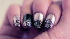 lace nails - Google Search