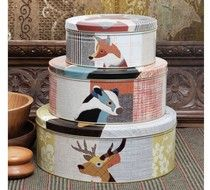 Click to enlarge - Beasties Cake Tins