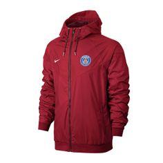 445b1389251d4 Chaqueta Paris Saint Germain 2016 2017 Rojo Windrunner Jacket