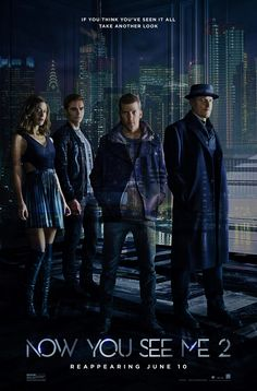 now you see me 2 full movie online youtube