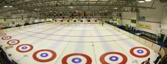 Curling space at the Dewars Centre