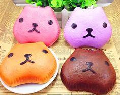 sillysquishies.com - Kapibarasan Pan bread squishy, $4.99 (http://www.sillysquishies.com/kapibarasan-pan-bread-squishy)