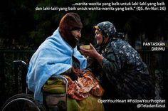 """QS. An-Nur:26 - """"Semoga Allah segera mempertemukan kita, wahai kekasih halalku"""""""