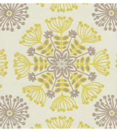 Upholstery Fabric- Waverly - Kaleidoscope Sterling, , hi-res