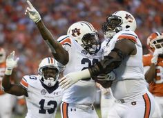 Auburn debuts in top 15 of College Football Playoff rankings Auburn debuted in the top 15 of the College Football Playoff rankings. Auburn (6-2, 4-1 SEC) opened at No. 14 in the first CFP rankings of the season, two spots ahead its ranking in the AP poll and highest among two-loss teams. The Tigers have one win over ...
