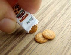 Tiny things are like normal things, but tiny