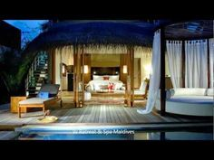 Sweet dreams at W Retreat & Spa, Maldives + outdoor bungalow + private pool