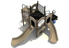Noahs Park and Playgrounds - Charleston Spark Play Structure, It's our classic playground - The Charles Spark Play Structure is a great addition to any church, school or day care center. This fun play piece is equipped with a transfer station and ground level panels making it ADA compliant.(http://www.noahsplay.com/ada-equipment/ada-structures/charleston-spark-play-structure/)
