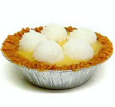Fruit Banana Pie Candles 5 Inch