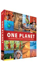 One Planet (Hardback). << One Planet is a celebration of great travel photography, and of the diversity and similarities within our world. Paired images encourage the appreciation of connections between people and places continents apart. Images each capture a moment in time – a moment that can be shared, or at least understood, around the globe.