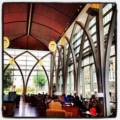 von der Heyden Pavillion #perkinslibrary by DukeUnivLibraries, via Flickr