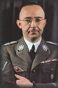 Heinrich Himmler Portrait
