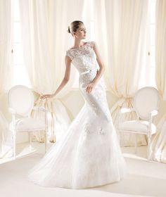 La Sposa presenta el modelo Igonne de la colección Glamour 2014.   La Sposa