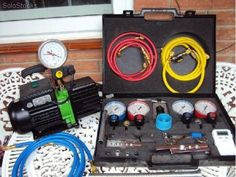 Cómo instalar Un Aire Acondicionado Sin Hacer El Vacío Refrigeration And Air Conditioning, General Electric, Plumbing, Conditioner, Geek Stuff, Auto Maintenance, Handmade, Tools, Design