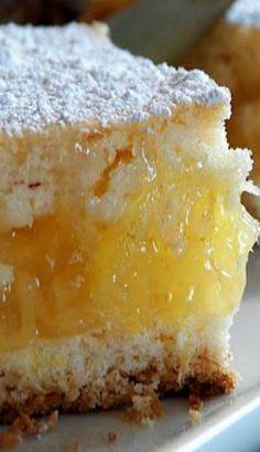 Pineapple Pie Squares