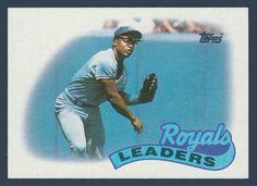 Bo Jackson # 789 - 1989 Topps Baseball