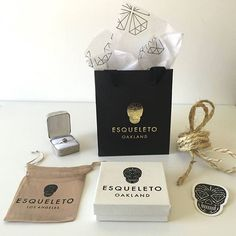 The quality and visual appeal of your packaging establishes your jewelry brand and encourages repeat purchases. Learn why high-quality, cohesive packaging should be included with every purchase. :small_blue_diamond: Take a moment to review how branded pac