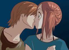 Lovely Complex ;)  #lovelycomplex  #otanirisa #haikyuu  #anime #love  #funnyanime