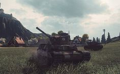 World of Tanks Update 8.10 - New Japanese Tier VII medium tank Type 5 Chi-Ri