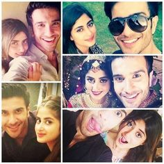 Are Sajal Ali and Feroz Khan Going To Marry?