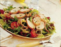 Turkish Recipes: Turkey Salad