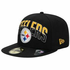 d0ec402be New Era NFL 59Fifty Draft Cap - Men s - Pittsburgh Steelers - Multi 59fifty  Hats