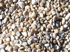 pea gravel for the barefoot horse