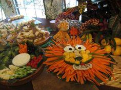 lion veggie tray - Bing Images
