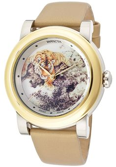 Price:$289.00 #watches Invicta 12133, The Invicta makes a bold statement with its intricate detail and design, personifying a gallant structure. It's the fine art of making timepieces.