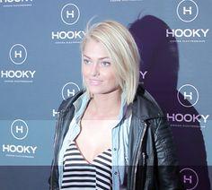 Caroline Receveur  #Soirée #Hooky #Club #Paris