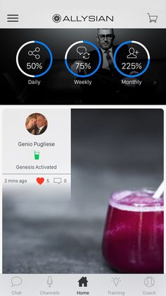 We specialize and focus on creating the highest quality brain and body supplements that have helped millions of people around the world to live a smart, healthy and happy life. Science, Healthy Choices, Improve Yourself, Platform, The Incredibles, App, News, Blog, Apps