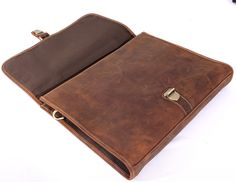 Handcrafted Vintage Men Leather Bag, Men Briefcase, Laptop Bag 8902 ***************************** We use selected thick genuine cow leather,. Cow Leather, Leather Bag, Wooden Purse, Bag Men, Briefcase For Men, Laptop Bag, Vintage Men, Purses, Wallet