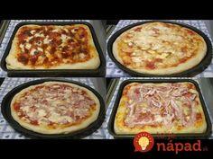 Come fare la pizza in casa, leggera altissima digeribilità - Recipe Ital. Pizza Recipes, Easy Dinner Recipes, Snack Recipes, Food Tags, Bread Machine Recipes, Antipasto, Biscotti, Soul Food, Italian Recipes