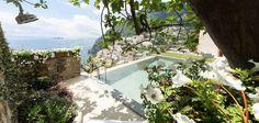 Luxury Villas in Positano, Positano Vacation Rentals. A luxury Positano vacation rentals is placed in the oldest area of Positano, overlooking the wonderful Positano Bay.  #Luxury #villas #Positano #vacation #rentals
