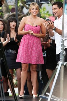 Celebs speak out about Breast Cancer Awareness