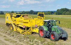 Zur Potato Europe in Aisne (Frankreich) präsentiert ROPA neue Assistenzsysteme und zusätzliche optionale ISOBUS Funktionalitäten für die Kartoffelroder Keiler.